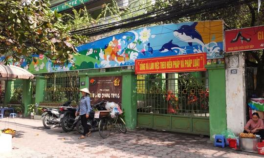 Trường mầm non Quang Trung