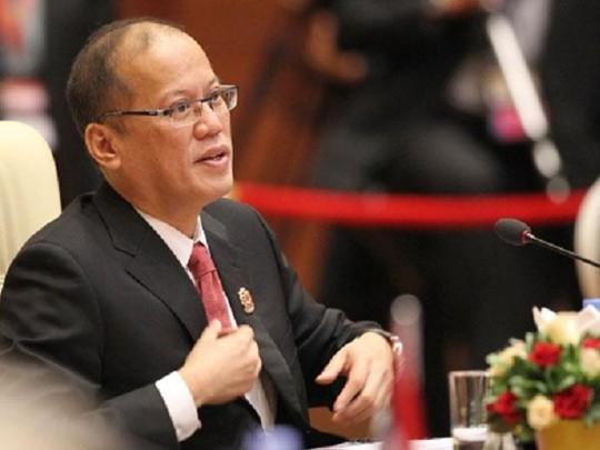 Tổng thống Philippines Benigno Aquino. Ảnh: Inquirer.net