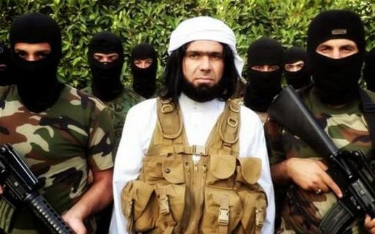 Shakir Wahiyib, thủ lĩnh nhóm Nhà nước Hồi giáo Iraq và Cận Đông (ISIL). Ảnh: Daily Mail