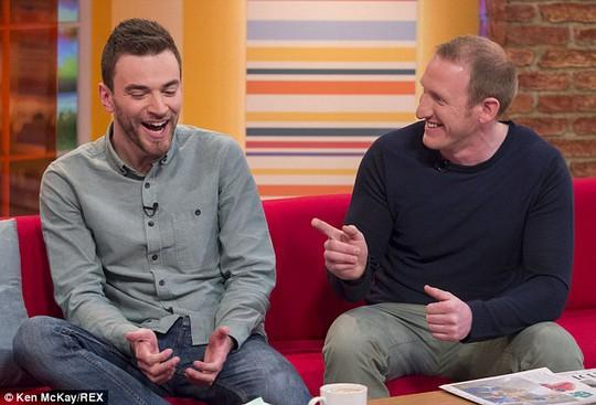 Cả hai chia sẻ trong cuộc phỏng vấn. Ảnh: Daily Mail