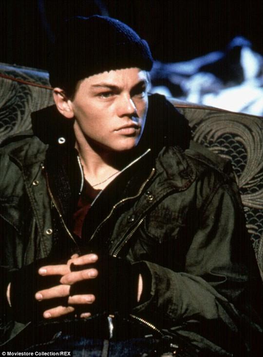 Leonardo DiCaprio hiện là một trong những nam diễn viên nổi tiếng của Hollywood