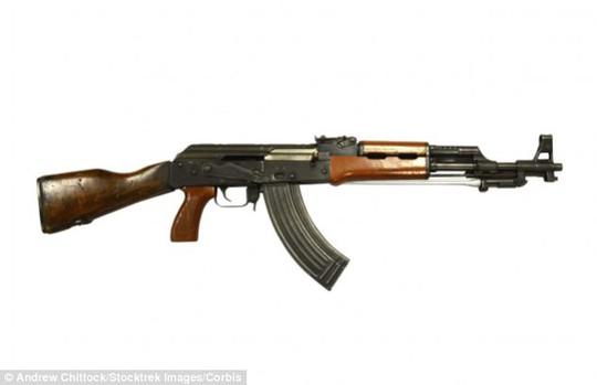 Loại vũ khí mà hung thủ dùng gây án. Ảnh: Daily Mail