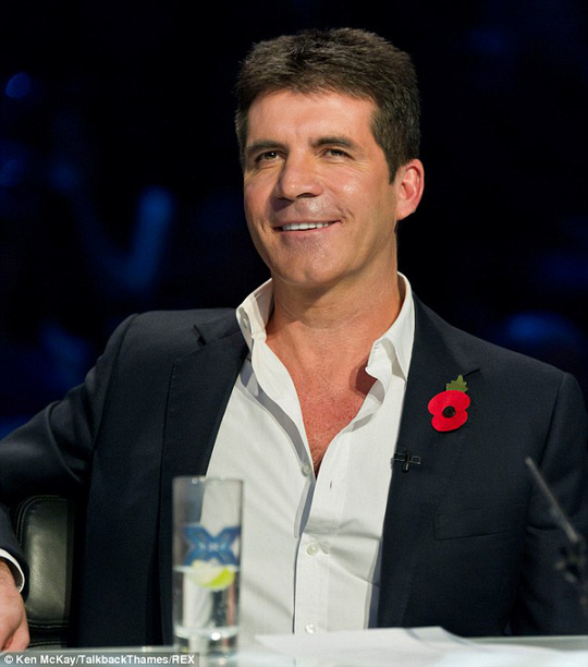 Simon Cowell trở lại Anh