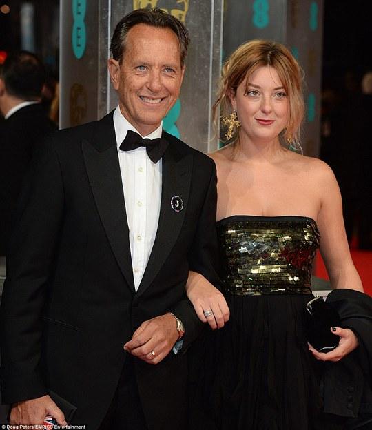 Richard E Grant và con gái