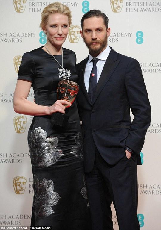 Cate Blanchett thắng hạng mục Nữ diễn viên chính xuất sắc nhất