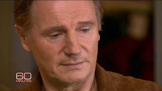 Liam Neeson đau buồn suốt phần đời còn lại