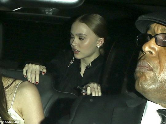 Con gái của Johnny Depp