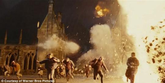 Vụ tai nạn xảy ra tại phim trường