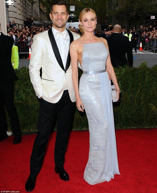 Diane Kruger và bạn trai
