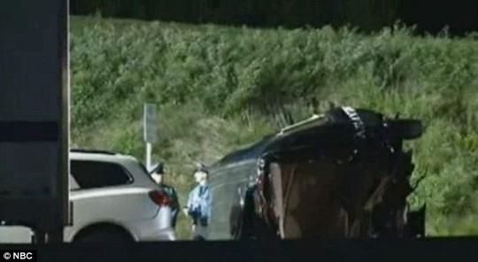 Diễn viên Tracy Morgan bị tai nạn trọng thương