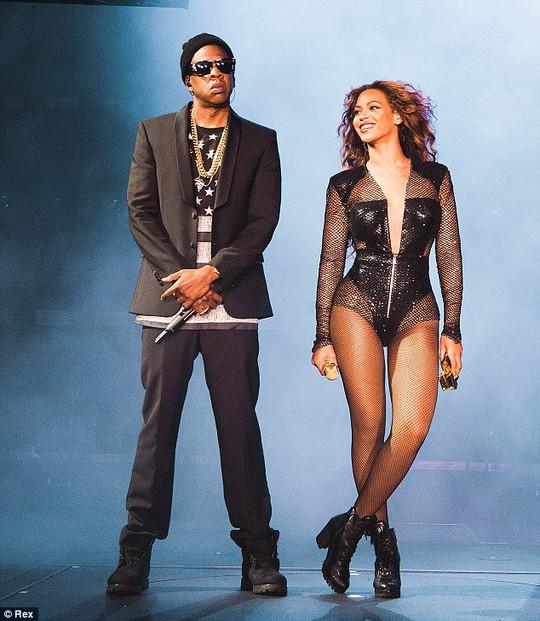 Vợ chồng Beyoncé