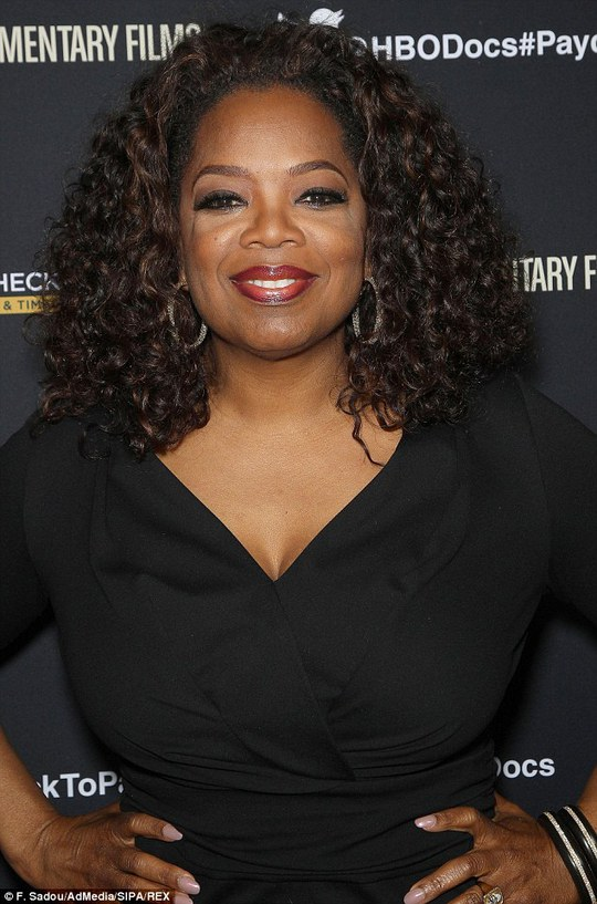 MC Oprah Winfrey