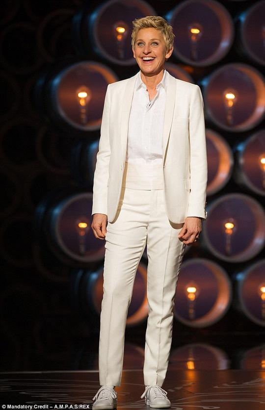 MC Ellen DeGeneres