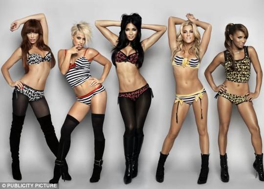 Nhóm Pusycat Dolls