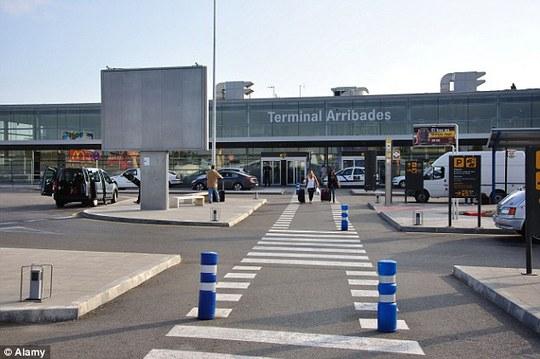 Sân bay Reus nơi chiếc máy bay của easyJet phải hạ cánh khẩn cấp để đảm bảo an toàn cho hành khách.