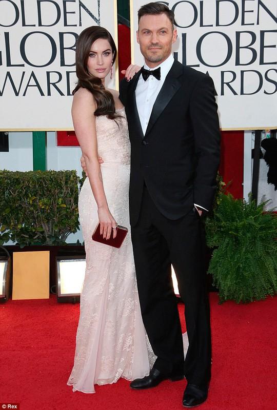 Megan vàBrian Austin Green