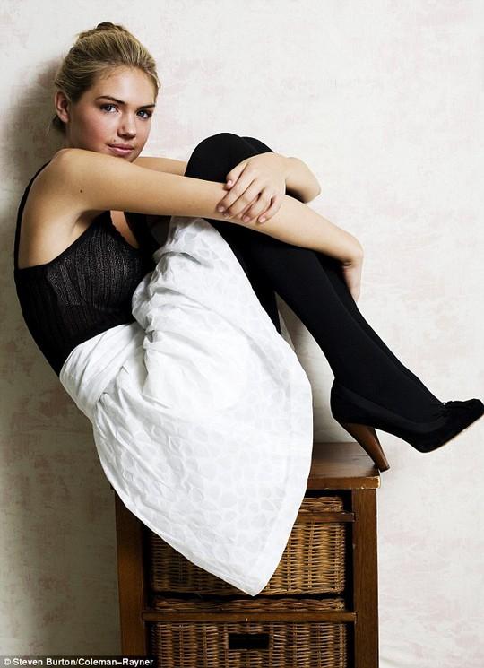 """Ngắm Kate Upton xinh tươi trước khi thành """"biểu tượng sex"""""""