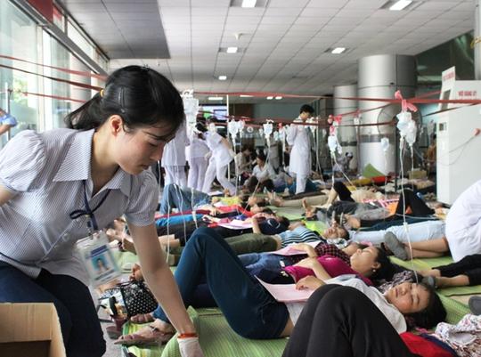 Đến chiều ngày hôm nay 15-5, đã có một nửa trong tổng số 735 công nhân đã xuất viện