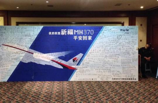 MH370 mất tích để lại nỗi đau khôn nguôi cho thân nhân nạn nhân. Ảnh: Reuters