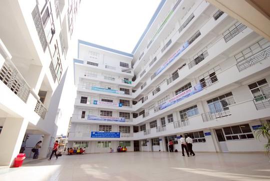 Trường ĐH Công nghệ TP HCM
