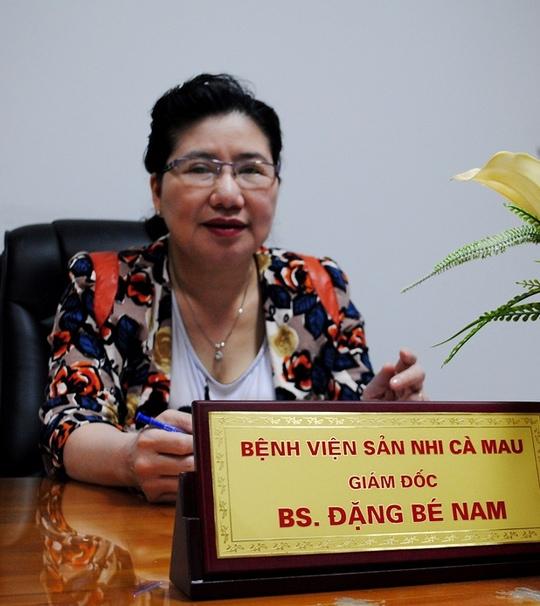 Bà Đặng Bé Nam