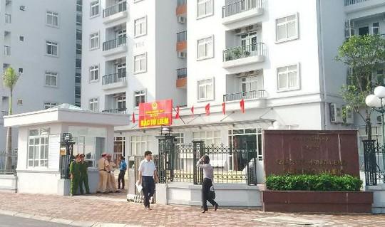 Ông Nguyễn Hữu Kiên cho biết sẽ khiếu nại tới Ủy ban Kiểm tra Thành ủy Hà Nội về những bất thường trong bầu cử bổ sung đại biểu HĐND và công tác tổ chức cán bộ tại UBND quận Bắc Từ Liêm. Ảnh: ĐỖ DU