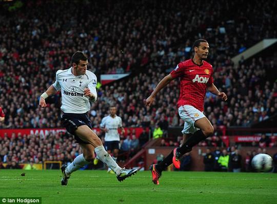 Bale là mục tiêu của M.U từ năm 2013
