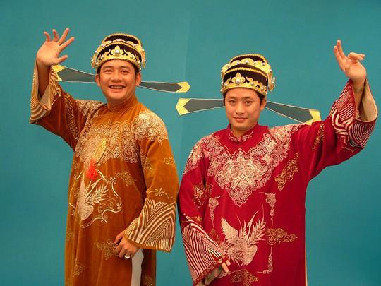Nghệ sĩ hài Tấn Beo, Tấn Bo trong vở Táo quân do đạo diễn Thế Ngữ dàn dựng