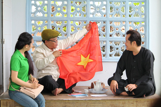 """NSƯT Thanh Nam: """"Tôi hạp với vai nông dân!"""""""