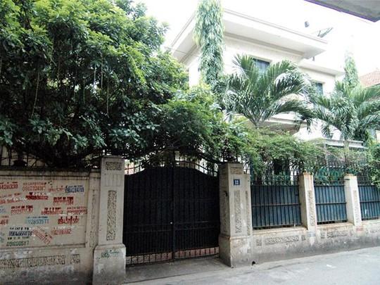 Biệt thự 12 Nguyễn Chế Nghĩa, Hà Nội