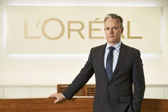 Tân Giám đốc Điều hành Tập đoàn L'Oréal tại Việt Nam