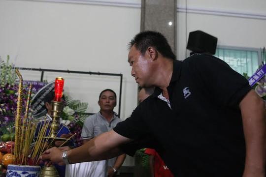 Cựu tuyển thủ Việt Nam Võ Hoàng Bửu
