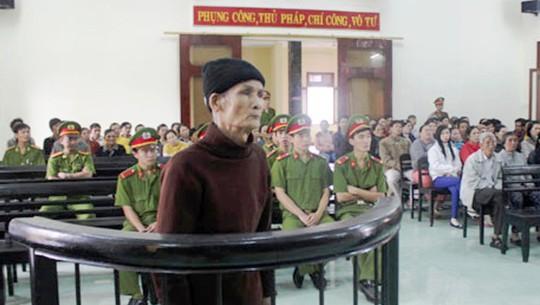 Đã 74 tuổi nhưng ông Lê Văn Tư phải chịu mức án chung thân về tội giết người