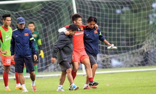 Minh Châu gần như chắc chắn chia tay AFF Cup 2014
