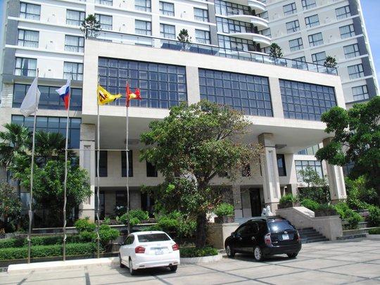 Khách sạn 5 sao CenDeluxe của Thuận Thảo ở Phú Yên