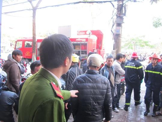 Cháy nhà ở Hải Phòng sáng nay: Cả 6 người trong 1 gia đình chết thảm