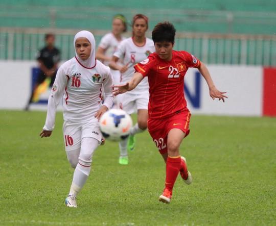 Việt Nam – Jordan 3-1: Cú đúp tuyệt vời của Thanh Hương
