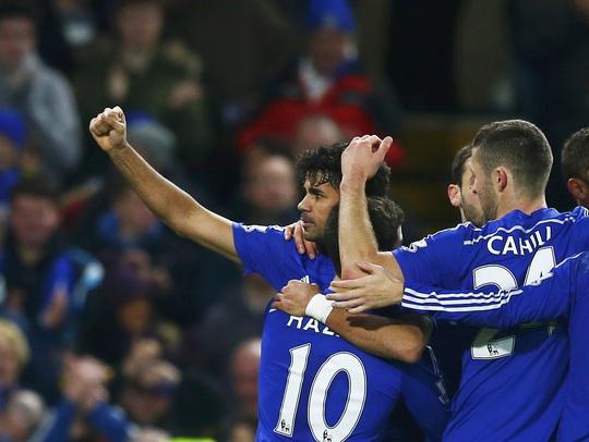 Chelsea sẽ quyết giữ vững ngôi đầu