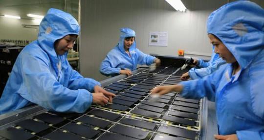 Kinh tế Trung Quốc được dự báo sẽ qua mặt Mỹ, nếu tính dựa trên phương pháp PPP.Ảnh: Reuters