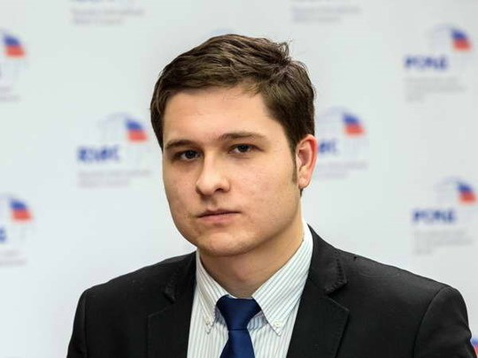 Ông Anton Svetov- chuyên viên Hội đồng đối ngoại Nga. (Ảnh nhân vật cung cấp)