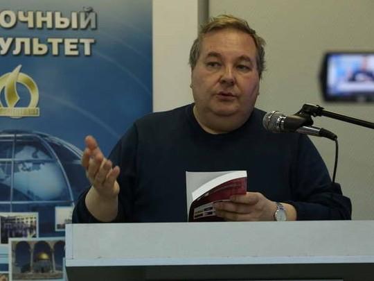 Ông Dmitry Mosyakov, chuyên viên cao cấp Viện phương Đông