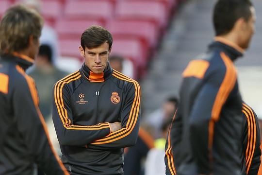 Gareth Bale cũng sẽ ra sân vào đêm nay