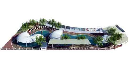 KizCiti sắp có thêm công viên nước