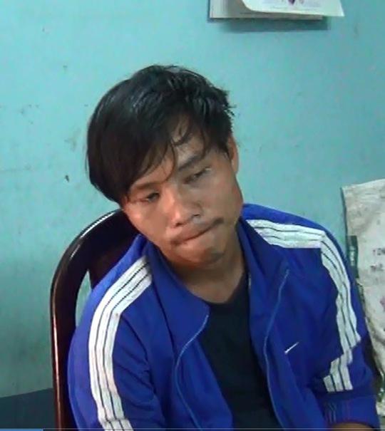 Lương Công Minh, đối tượng cầm đầu băng cướp roi điện.