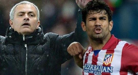 HLV Mourinho cần một tiền đạo sát thủ như Costa
