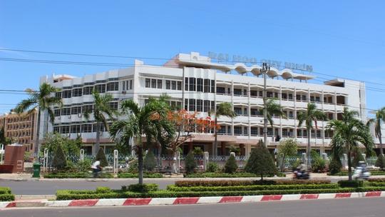Trường ĐH Quy Nhơn