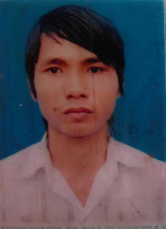 Đối tượng Trần Văn Điền.