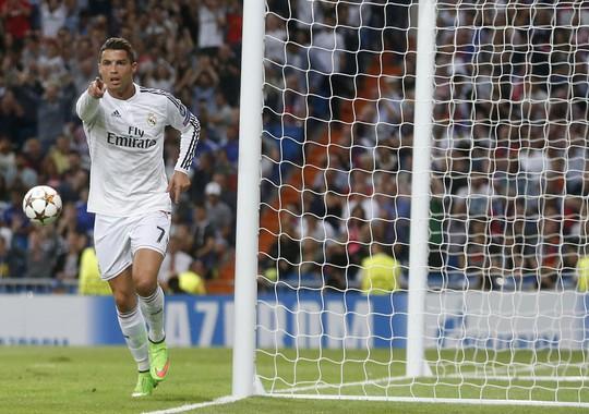 Tiền đạo Ronaldo của Real Madrid có cơ hội nâng cao thành tích ghi bàn