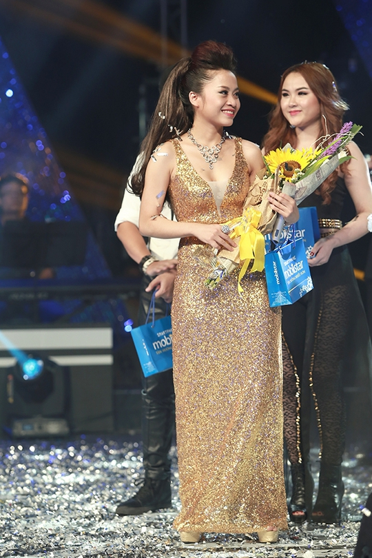 Ca sỹ trẻ đoạt giải Triển vọng là Đỗ Thanh Ngọc