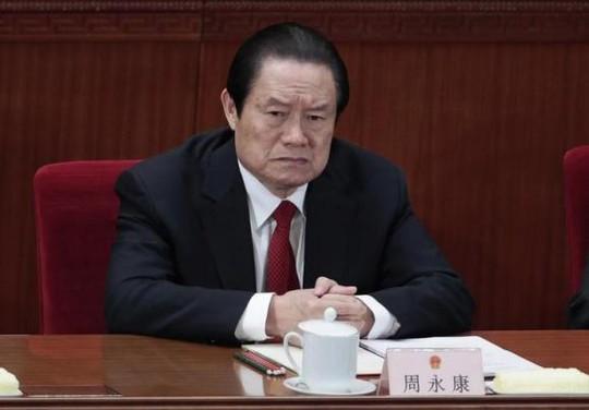 Cựu ủy viên Bộ Chính trị Trung Quốc Chu Vĩnh Khang
